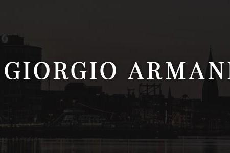 Giorgio Armani Watch, Perfume & Outfits: Unique Elegance