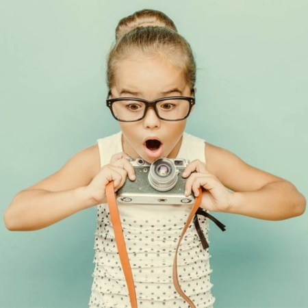 Tips for beautiful pictures with children - exposure, scenery & Co