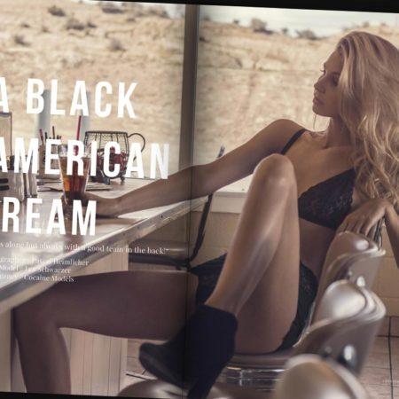 Lea Black & Pascal Heimlicher life the American Dream in California