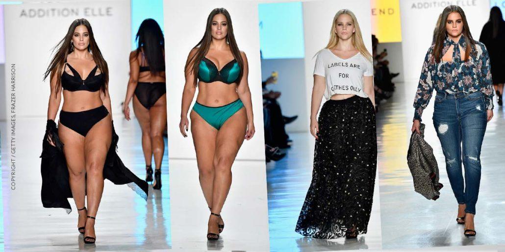 9d3a5f0a35c Addition Elle: Key Looks New York Fashion Week Spring / Summer 2018 ...