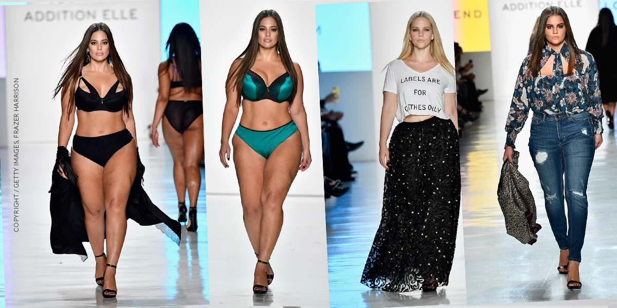 Addition Elle: Key Looks New York Fashion Week Spring / Summer 2018