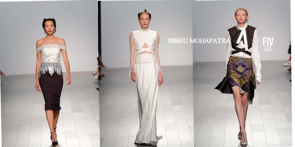 Bibhu Mohapatra High Fashion Dresses Nyfw