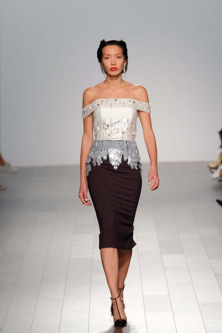 Bibhu Mohapatra: High Fashion Dresses NYFW