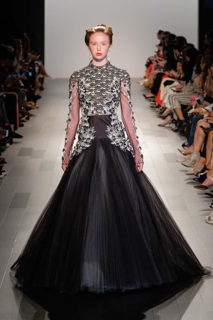 Bibhu Mohapatra High Fashion Dresses Nyfw Fiv Magazine