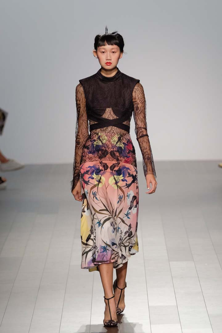 High Fashion Makeup: Bibhu Mohapatra: High Fashion Dresses NYFW