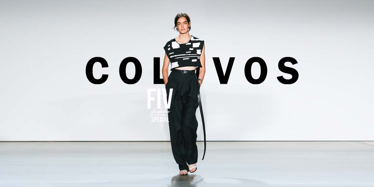 Colovos: Effortless Elegance of Summer / Spring 2018 Collection