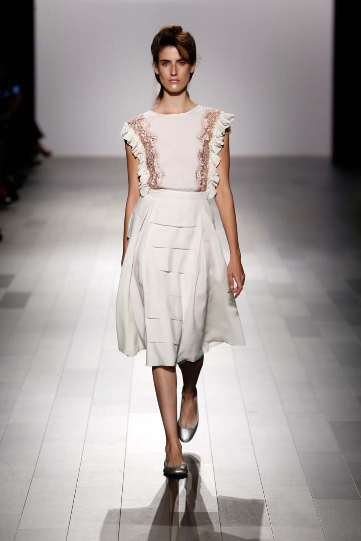 Francesca Liberatore Beautiful Prints And Dresses Nyfw Ss18 Fiv Magazine Fashion Lifestyle
