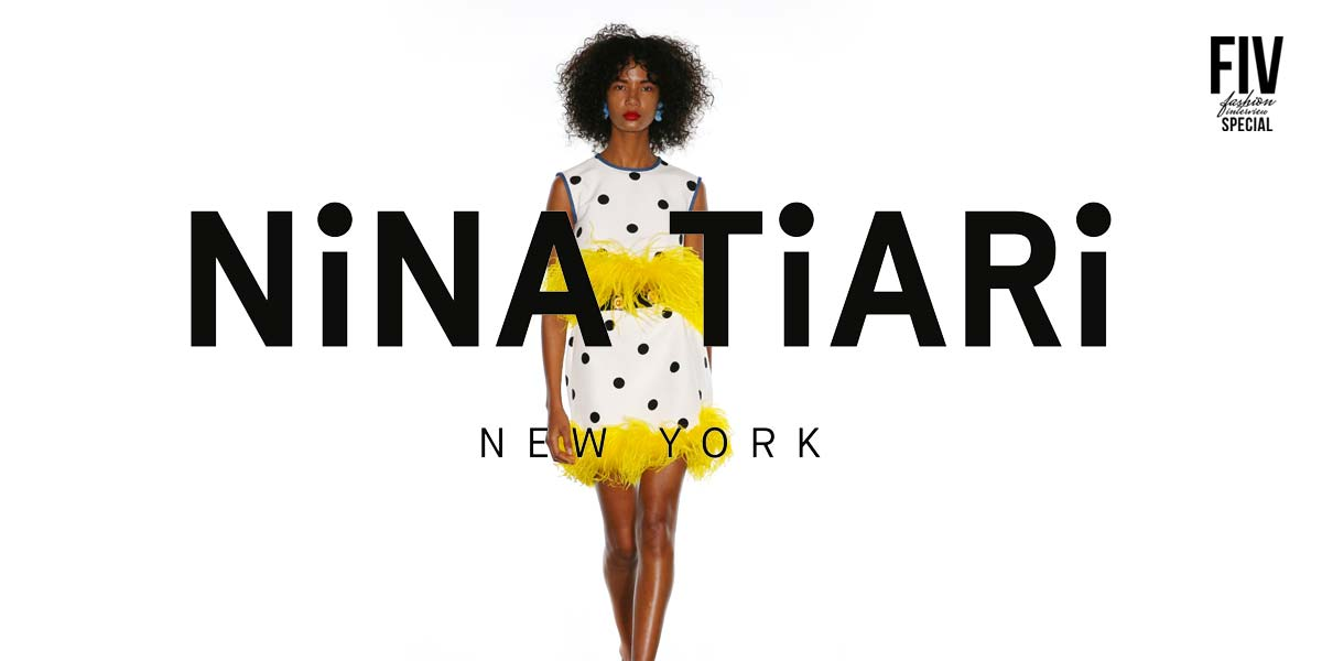 Nina Tiari: Wild Floral Spring / Summer Collection