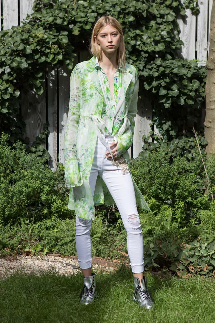 Yuna Yang Nyfw Casual Outdoorlooks Fiv Magazine Fashion Lifestyle