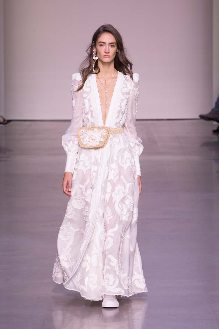 Latest Womens Fashion Clothing Dresses: Zimmermann: Feminine Dresses New York Fashion Week