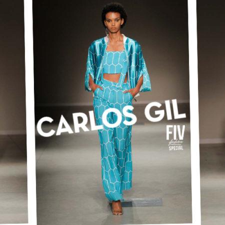Carlos Gil: Urban Clothes with Sensual Colors of Fashion Week Milan SS18