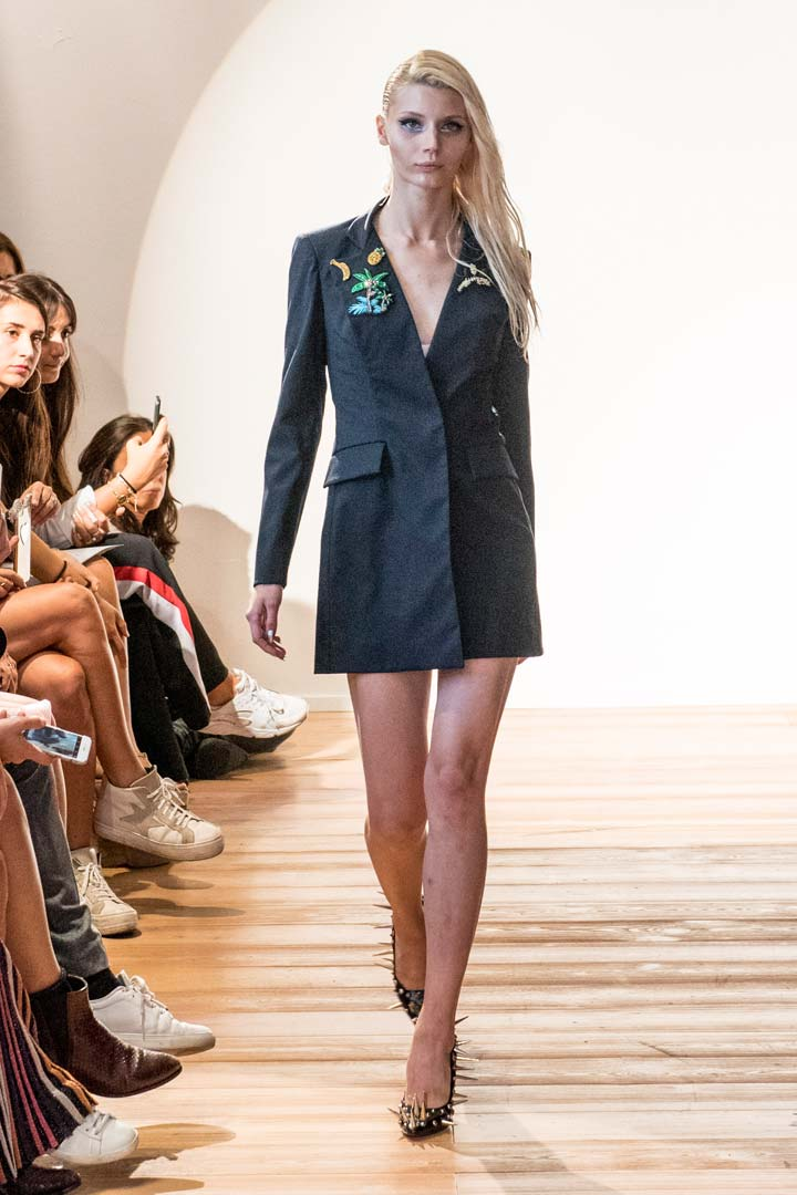 Delfrance: Tropical and Chic Looks of Fashion Week Milan ...