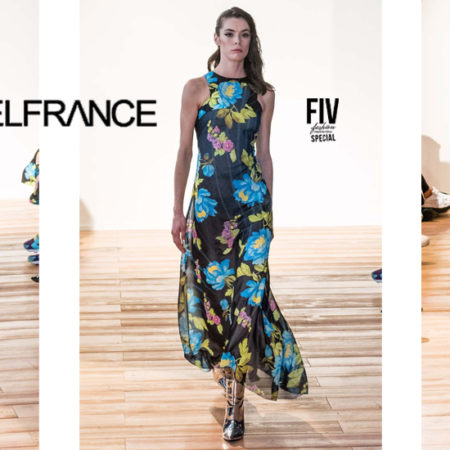 Delfrance: Tropical and Chic Looks of Fashion Week Milan Spring/ Summer 18