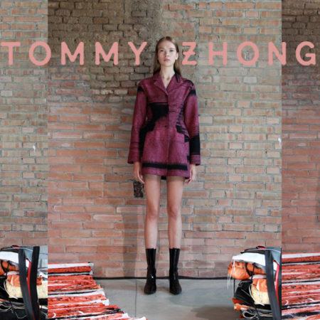 Tommy Zhong: Casual, Classical, Chic Fashion of Fashion Week Milan SS18