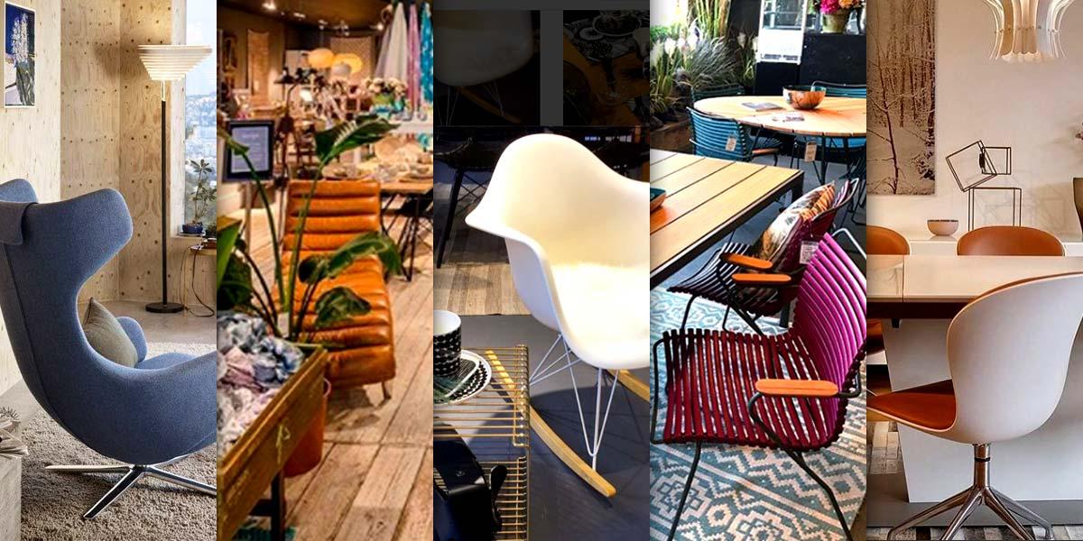 Cologne: Top furniture and interior design shops