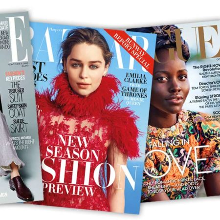 Top ten fashion magazines - From Fashion to lifestyle and much more!