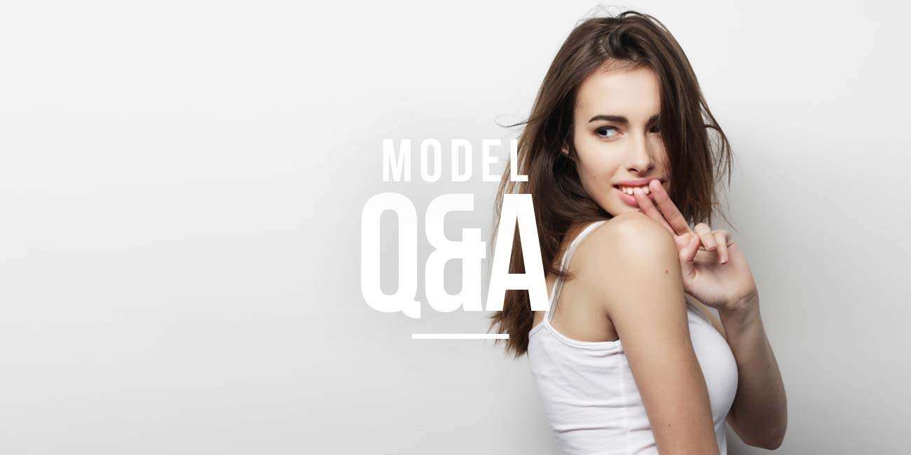 To model! Q & A about becoming a model: you have to know that!