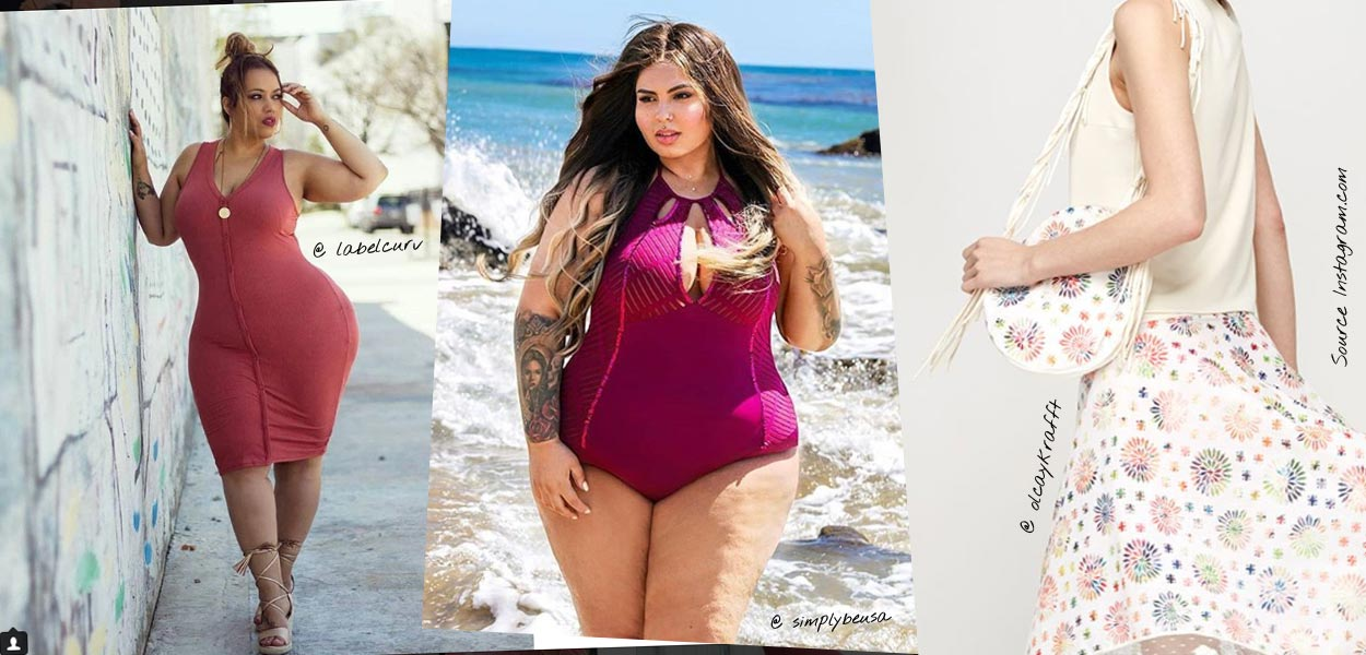 Curvy is in - Fashion trends for women with curves