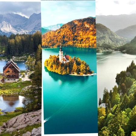 Slovenia - a dreamlike journey into nature