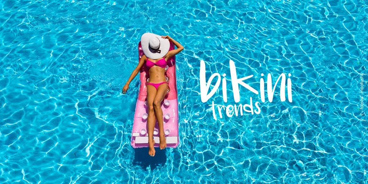 The Bikini Trends 2018 - These are the beach highlights this year