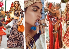Festival: The perfect look – accessories, clothes, shoes