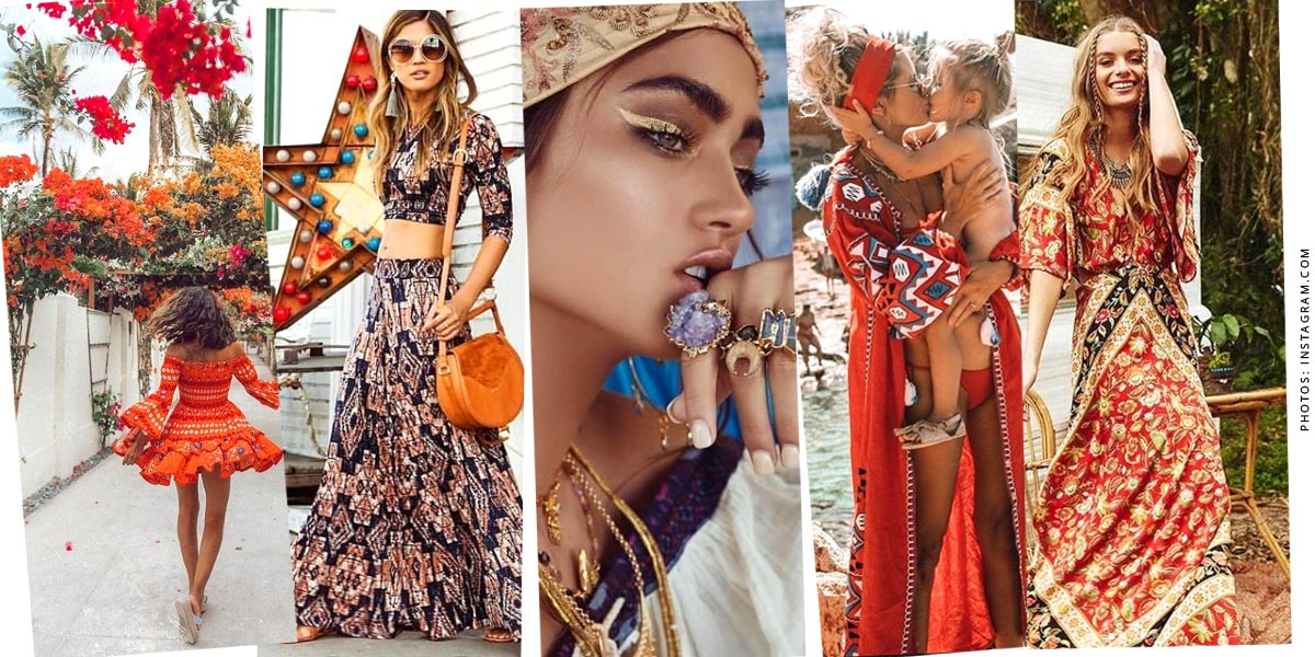 Festival: The perfect look - accessories, clothes, shoes