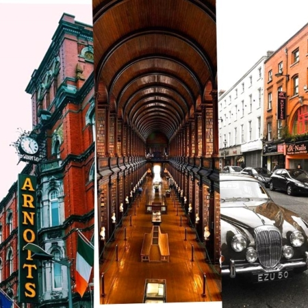 Crazy Town Dublin - St. Patrick's Day, Phoenix Park & 770 Pubs!