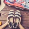 The perfect summer look works this year with Espadrilles – styling tips