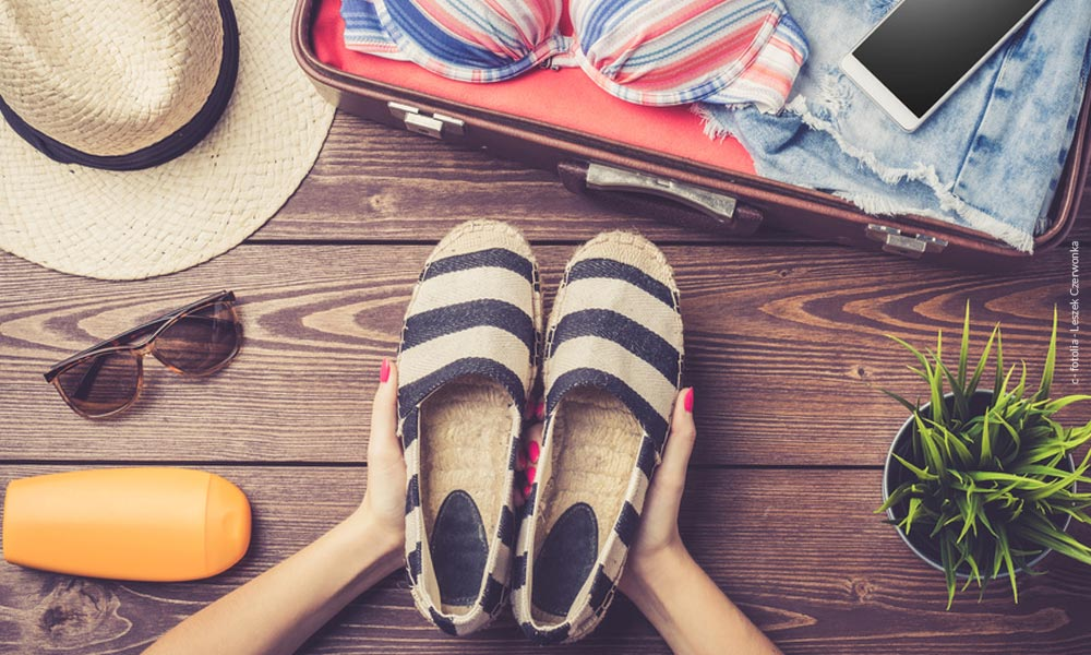 The perfect summer look works this year with Espadrilles - styling tips