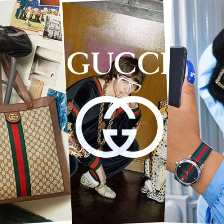 Gucci shoes to bag - Luxurious accessories for men and women