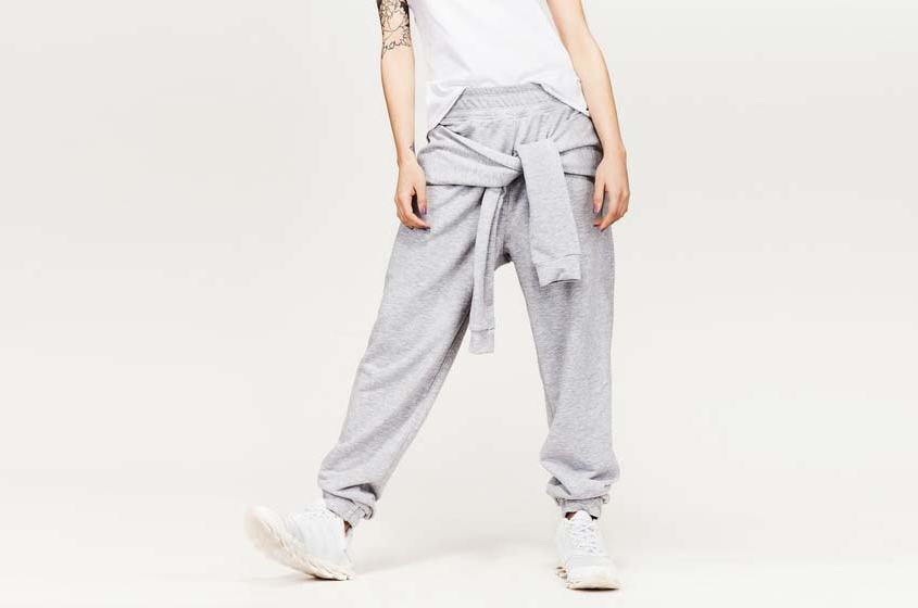 Sweatpants: Cool styles for autumn