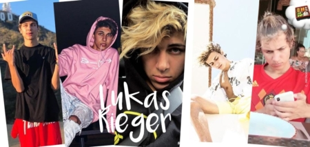 Lukas Rieger - the singer, social media star and girl swarm goes on tour
