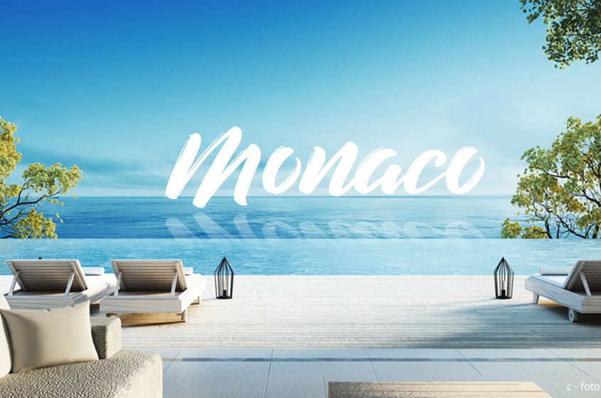 Monaco - beautiful light at the playground of the rich