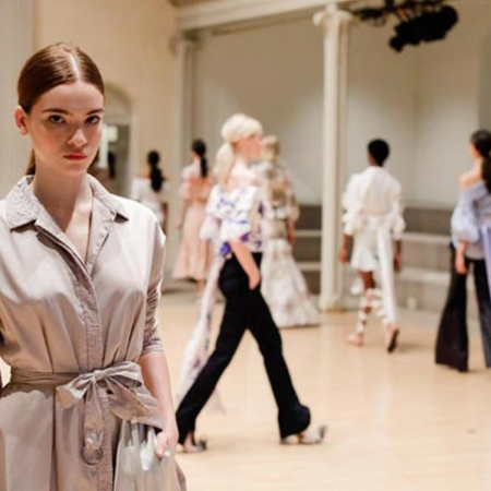 Yuna Yang: Fashion from Korea, Live at New York Fashion Week