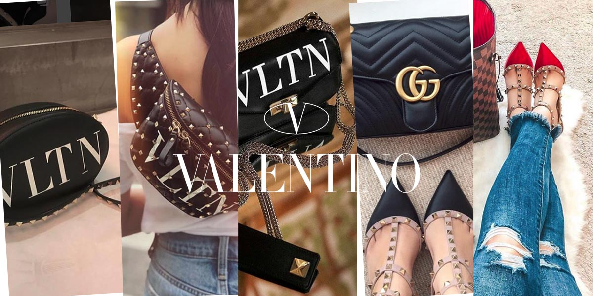 Valentino: Bag, shoes & accessories - The Italian luxury label