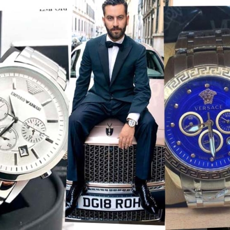 Men Watches - The Fashion Trend for Men