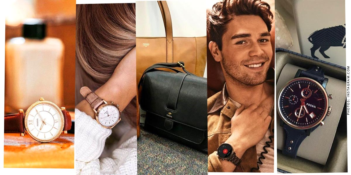Fossil: Retro and yet Modern