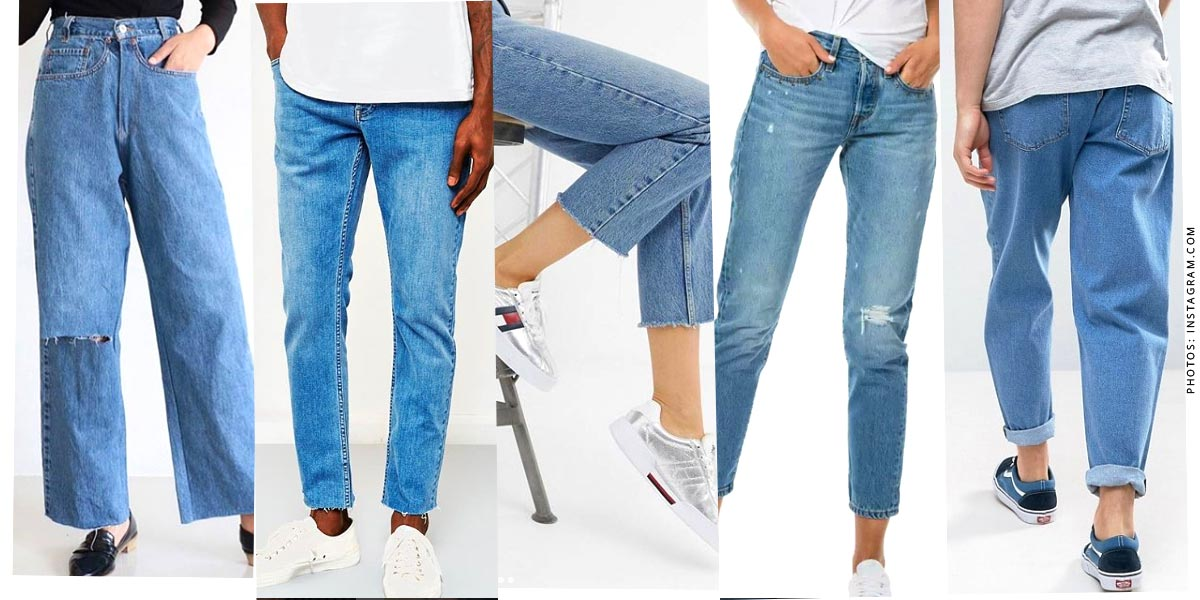 Never out of Style - Jeans
