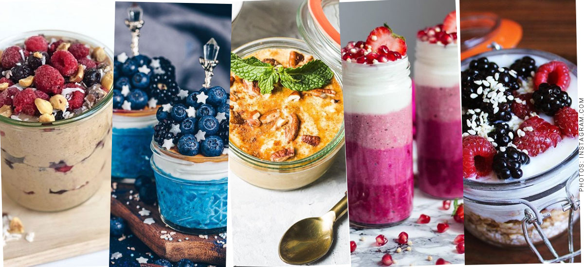 Overnight-Oats: The Insider tip of Fitness bloggers