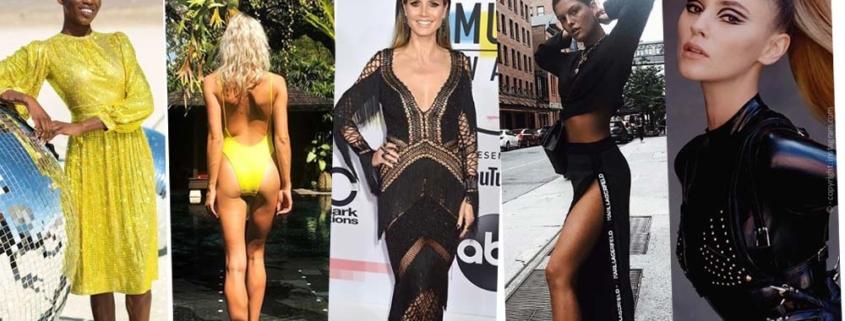 Germanys Next Topmodel Archive Fiv Magazine Fashion
