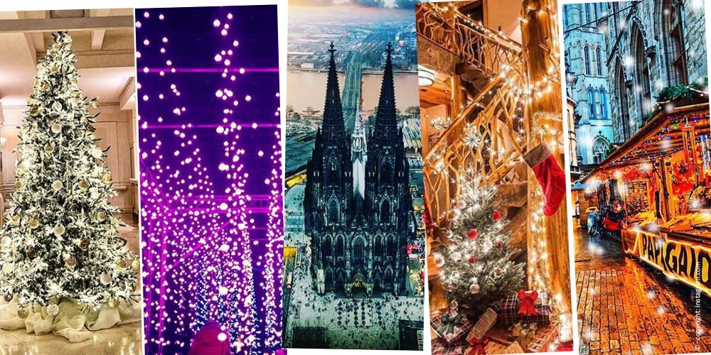 Christmas Events in and around Cologne 2018 - The Top 8
