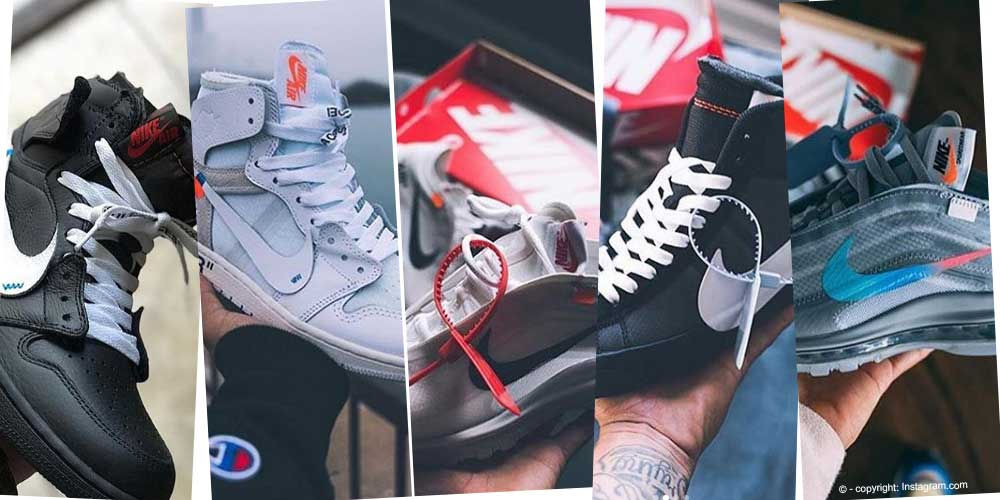 Sneaker trends: sports shoes & models - Vans, Nike, Reebok & Adidas