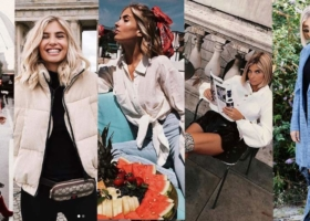Xenia Adonts – The successful Influencerin