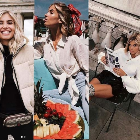 Xenia Adonts - The successful Influencerin