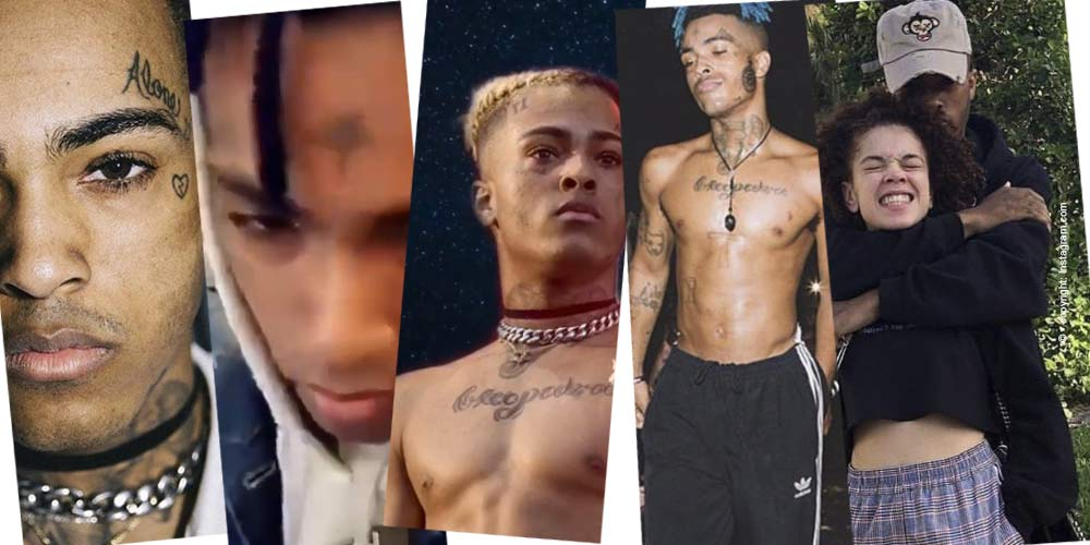 XXXTENTACION - his greatest hits and successes