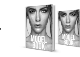 THE MODEL BOOK – Become a model… Now in the book trade