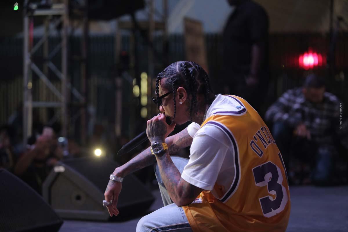 Tyga - US-American rapper with international success