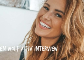 Maren Wolf x FIV Interview – About love, young talent and new projects