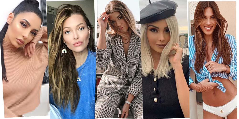 French influencers and their own brands