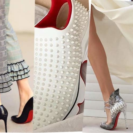 Louboutin: The shoe with the red sole